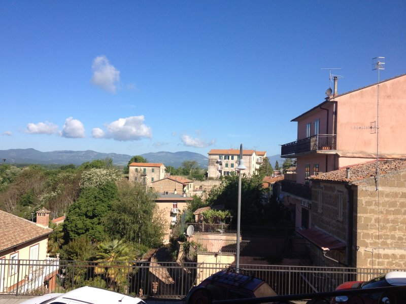 Tuscany, out of its southern border, Northern Latium, holiday rental in Pratolungo
