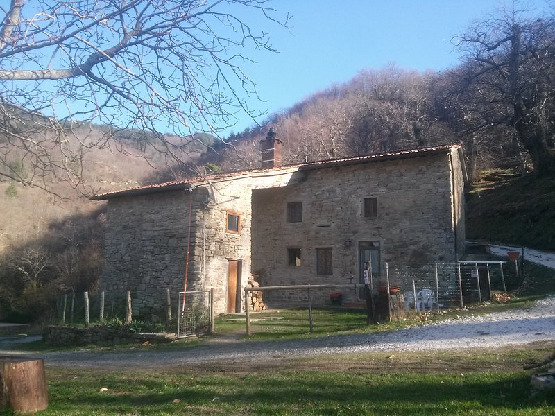 Mimmo's Holiday House, Florence, location de vacances à San Godenzo