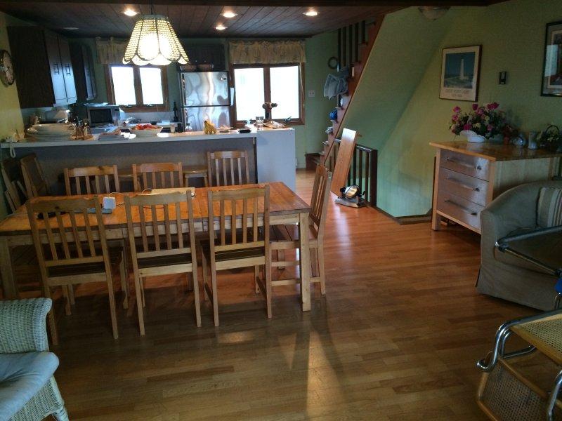 Kitchen , Dining Room