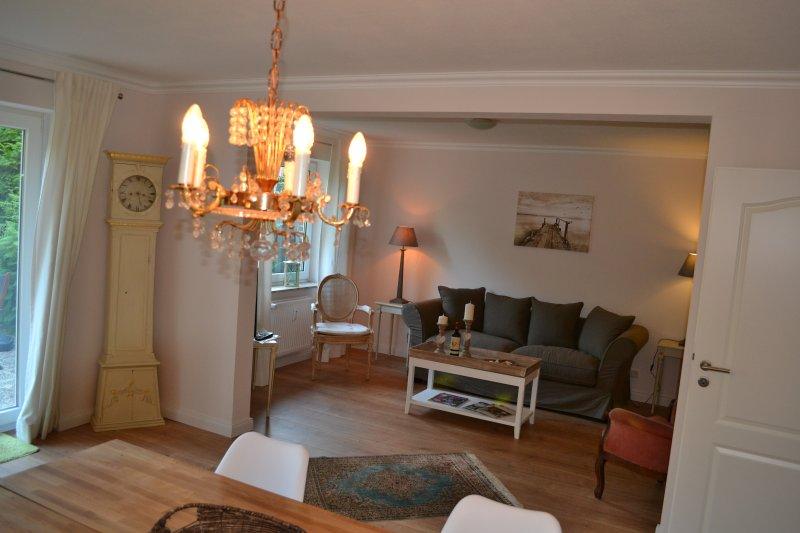 Hygge Hus direkt vor Sylt und Dänemark, holiday rental in Rodenas