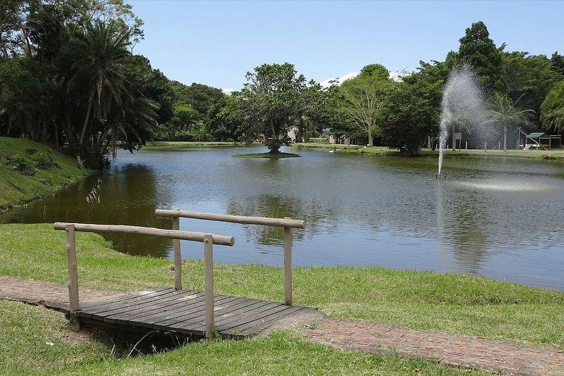 Eden Wilds Resort presa