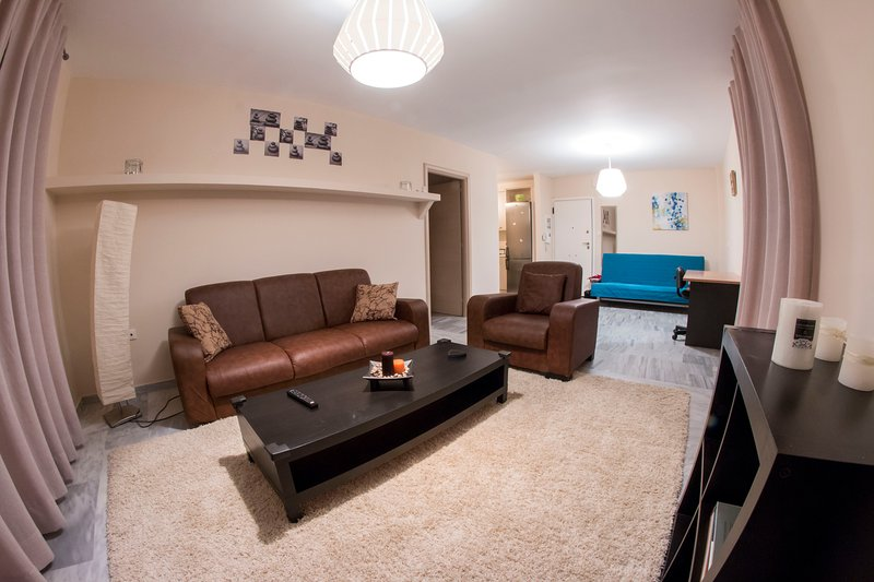 Quite ,relaxing and very comfortable living room .