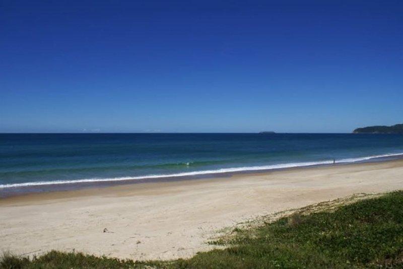 la plage Mozambique