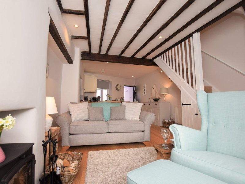 Cosy up on the sofas after a day exploring