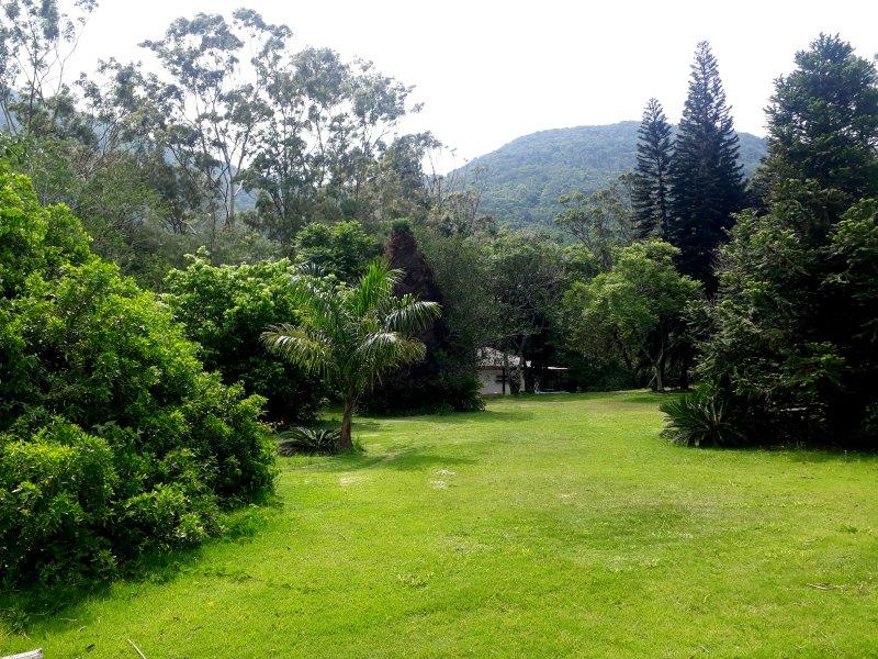 Green paradise in Florianõpolis - Paraíso Verde em Floripa, holiday rental in Sao Joao do Rio Vermelho