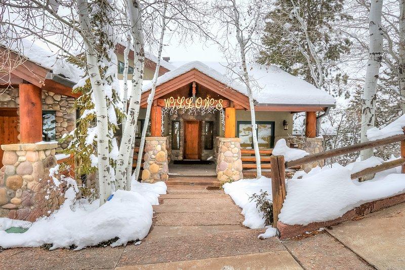 Willow's Ski Retreat, location de vacances à Snowbird