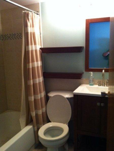 salle de bain 4 pièces