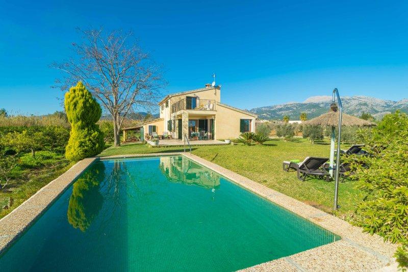 SES ROTGES - Villa for 6 people in SELVA, location de vacances à Selva