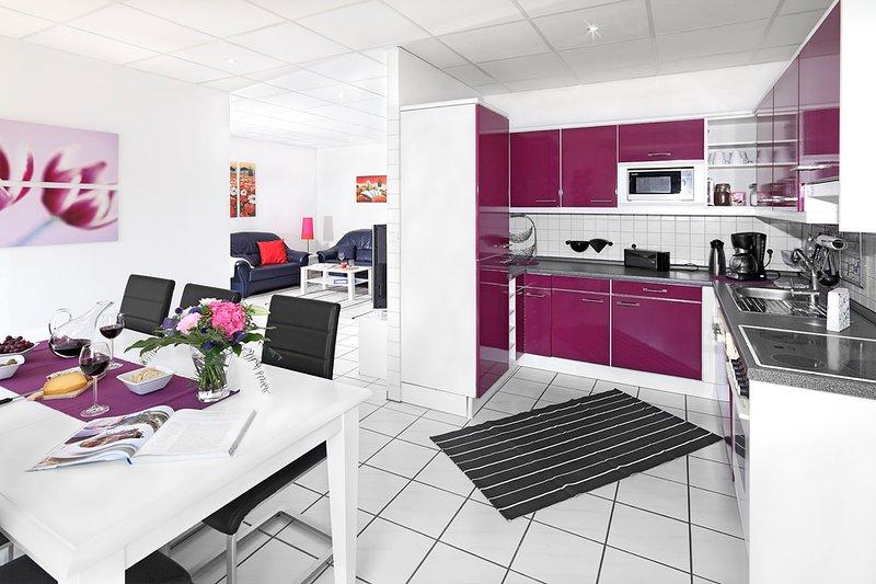 Familien Wohnung DL16W1+, Dortmund, casa vacanza a Dortmund