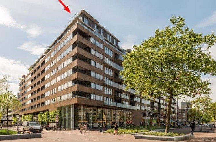 gooThis nueva ciudad de La ubicación Futuro 1 Rottadam Netherlandsd