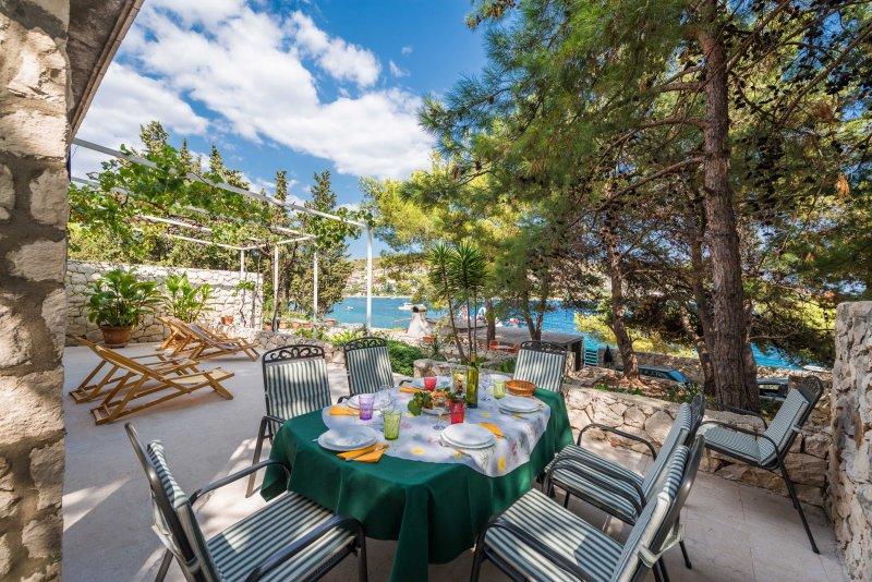 Leisure vacation home, alquiler vacacional en Ciovo Island