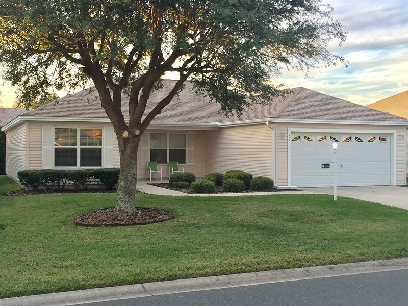 GREAT LOCATION: Winifred Village Designer Home near Sumter Landing and Palmer Country Club