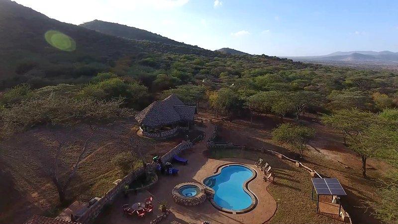 Kichaka Private Camp, alquiler de vacaciones en Provincia del valle del Rift