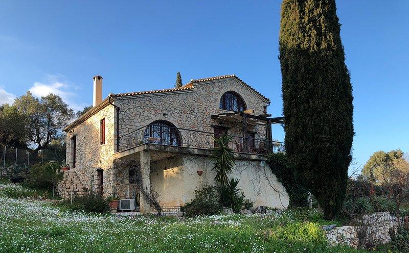 Stone Villa Melite, aluguéis de temporada em Skinaria