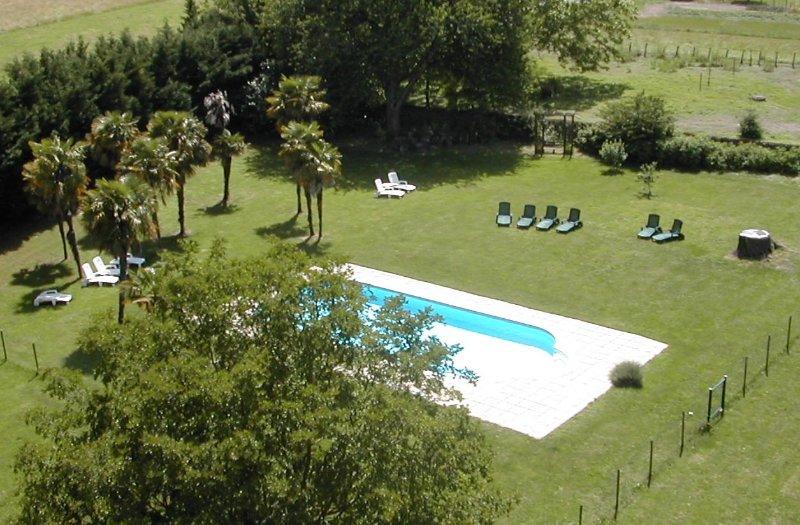 Le Pehau - Swimming Pool 12m x 6m