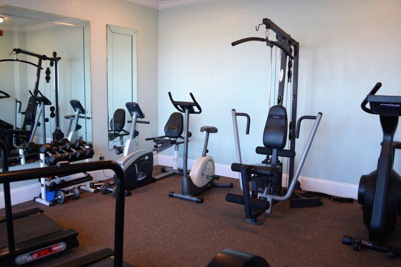 Más centro de fitness