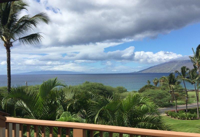 Vista panoramica sull'oceano !!
