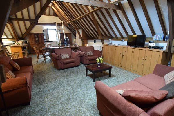 Brackenborough Hall Coach House - Granary, holiday rental in Louth