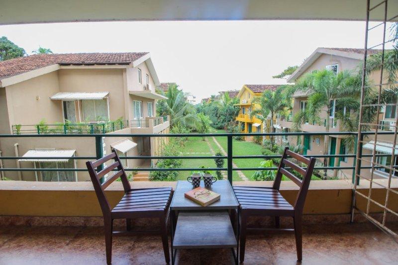 Praman's Serenity 2BHK Apartment, vacation rental in Carmona