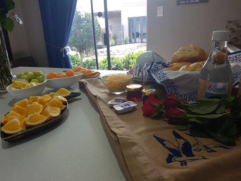 Luxury double self-catering unit, aluguéis de temporada em Saldanha