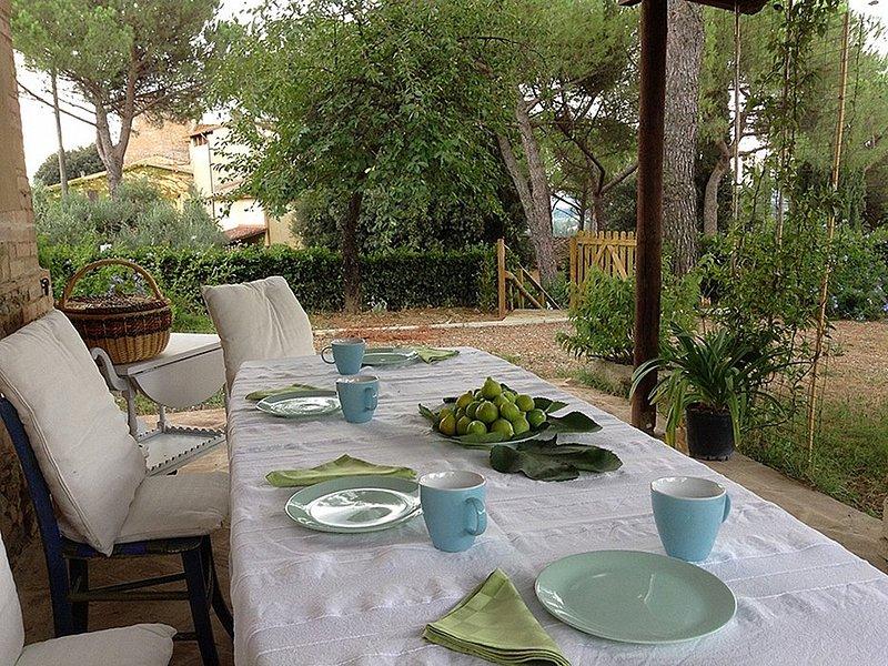 Casa Ciccio, Ferienwohnung in Certaldo