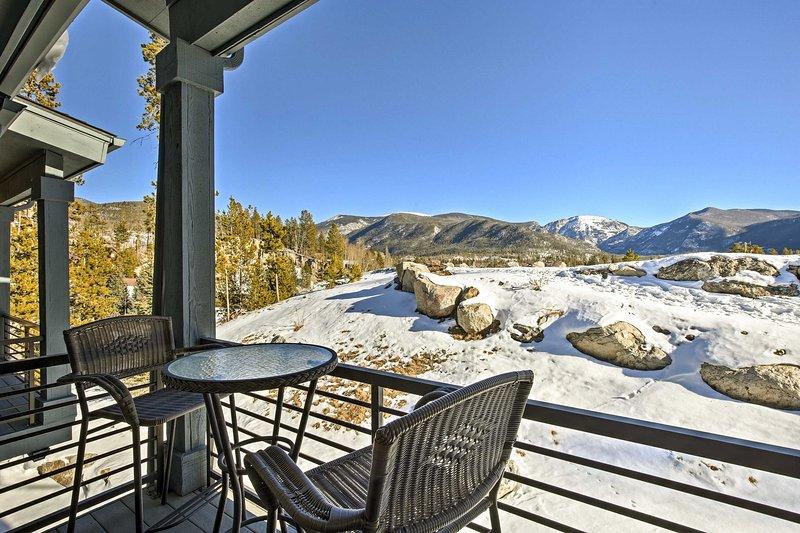 A perfect Grand Lake vacation rental getaway awaits!