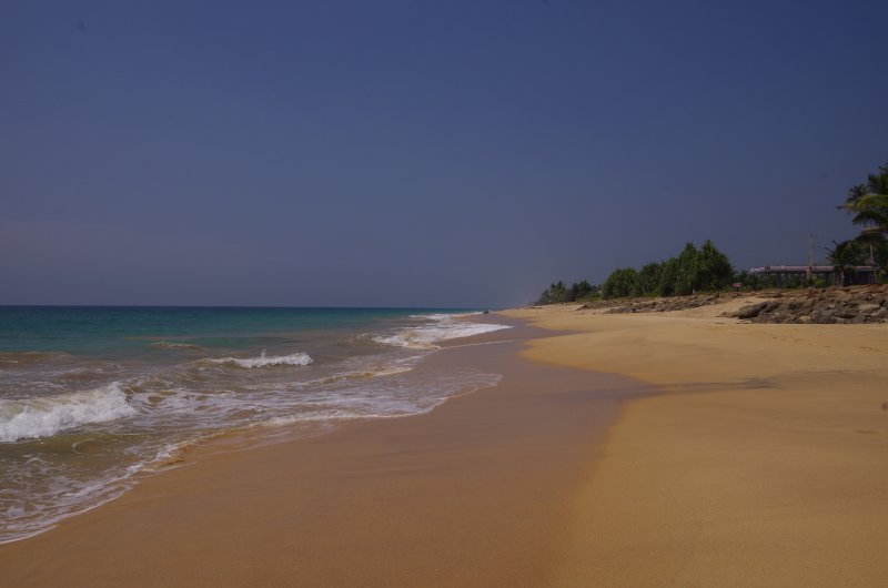 Thenu Villa - Haus fuer 5 Personen - Hikkaduwa - Sri Lanka - 100 m zum Strand, alquiler de vacaciones en Hikkaduwa
