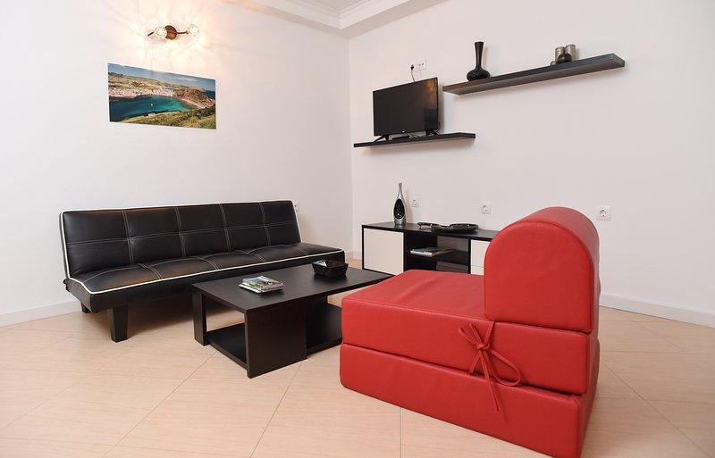 Reduto de Porto Pim, apartamento para 2 pessoas, aluguéis de temporada em Madalena