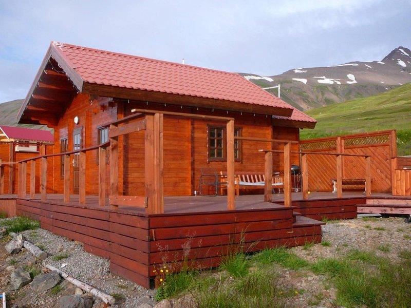 Hólkot – semesterbostad i Olafsfjordur