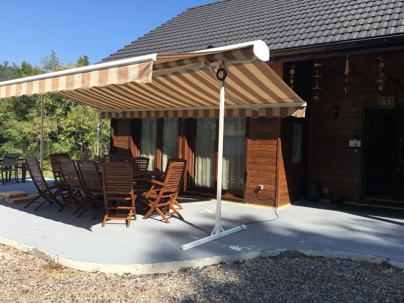Chalet du champs des semeaux, holiday rental in Schirmeck