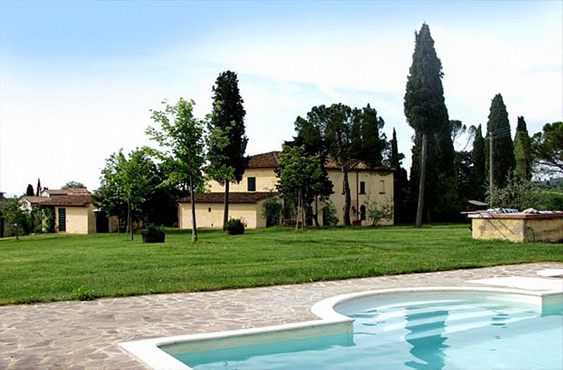 Villa Vinacciolo, vacation rental in Badicorte