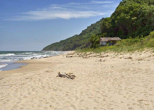 praia Irakli Perto