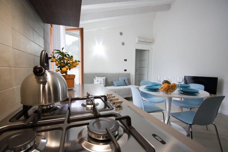 Appartamento Il Soffio, vacation rental in Pergolese