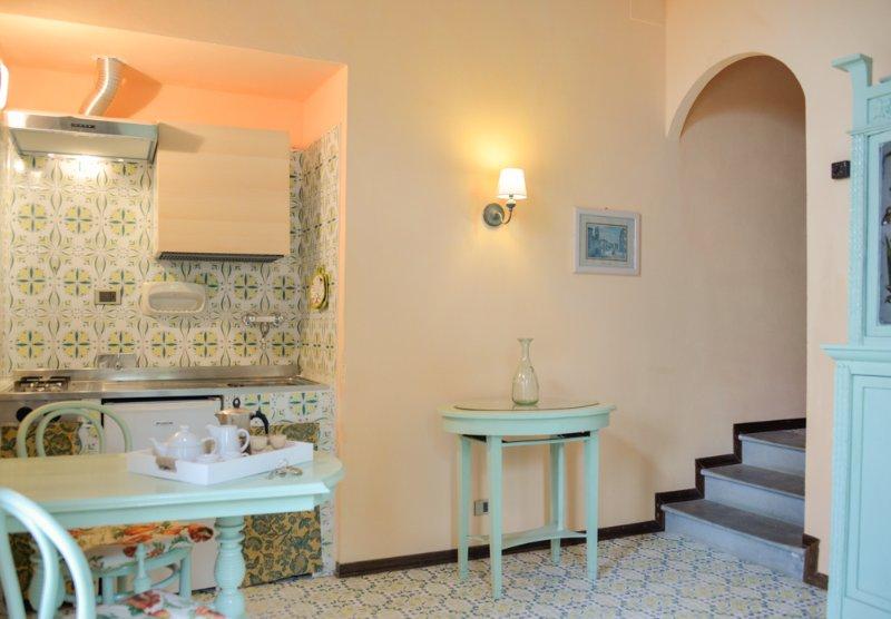 Economy apartment in the Heart of Umbria, alquiler vacacional en Tuoro sul Trasimeno