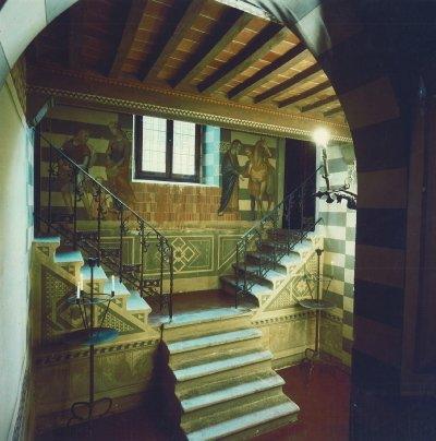 Historic Building - Entrance