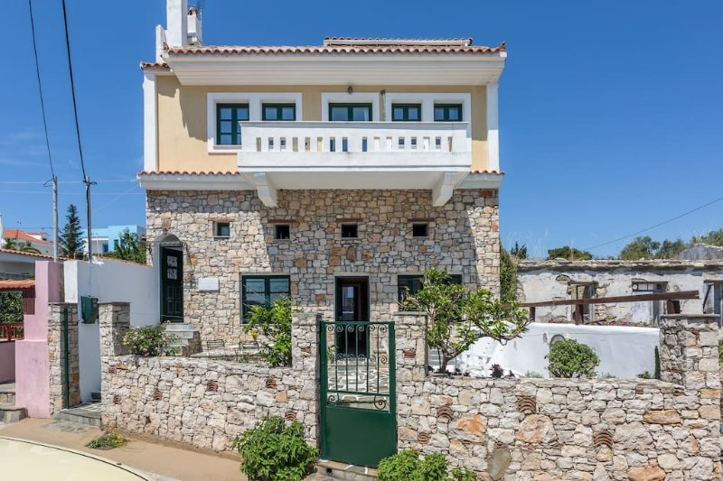 Casa Milos - Sea View Studio 190m from the beach, vacation rental in Alonnisos