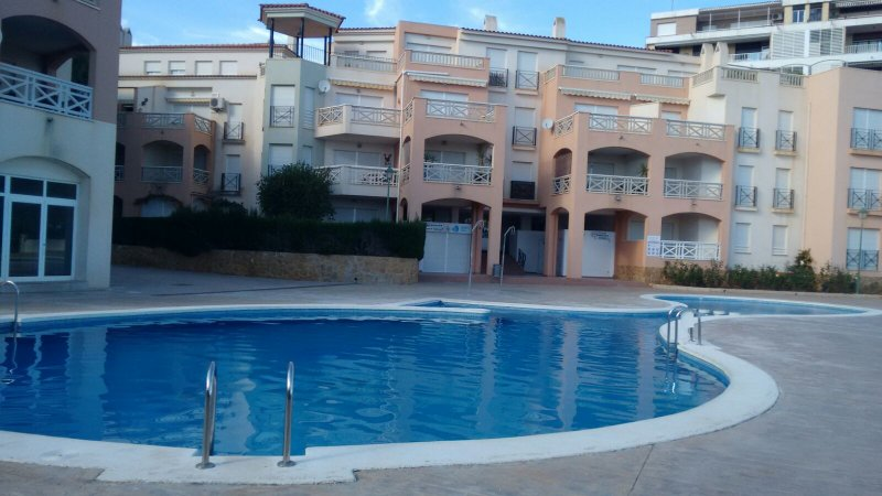 Residencial Edison, holiday rental in Peniscola