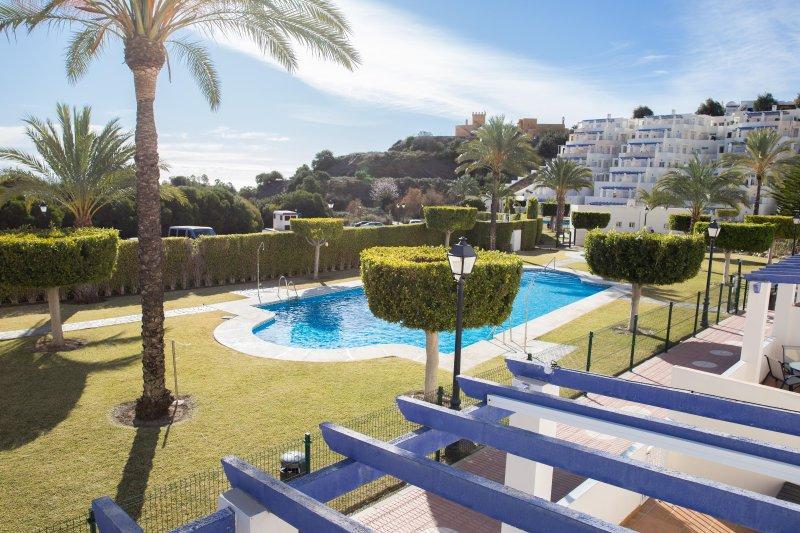 Beautiful 3 Bedroom Apartment – semesterbostad i Mojacar Playa