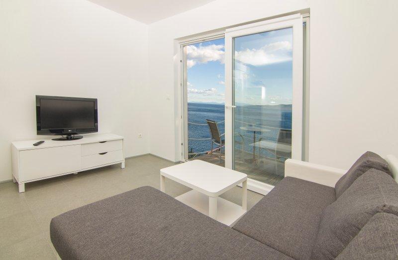 Apartment Botta pool floor, vacation rental in Marusici