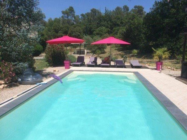 appart'hôtel en provence F3, alquiler de vacaciones en Besse-sur-Issole