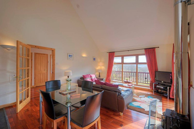 Inverskilavulin Estate - Beinn Bhan Lodge, vacation rental in Torlundy