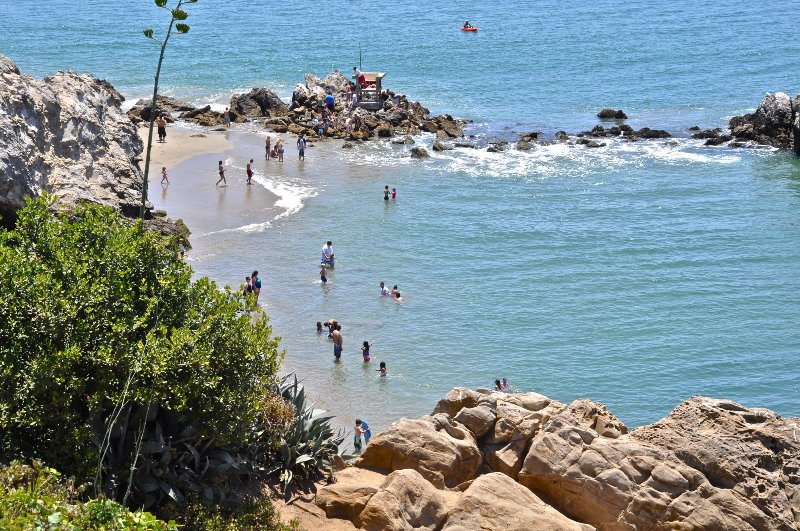 Beautiful beach coves at Little Corona Beach and other local beaches are nearby