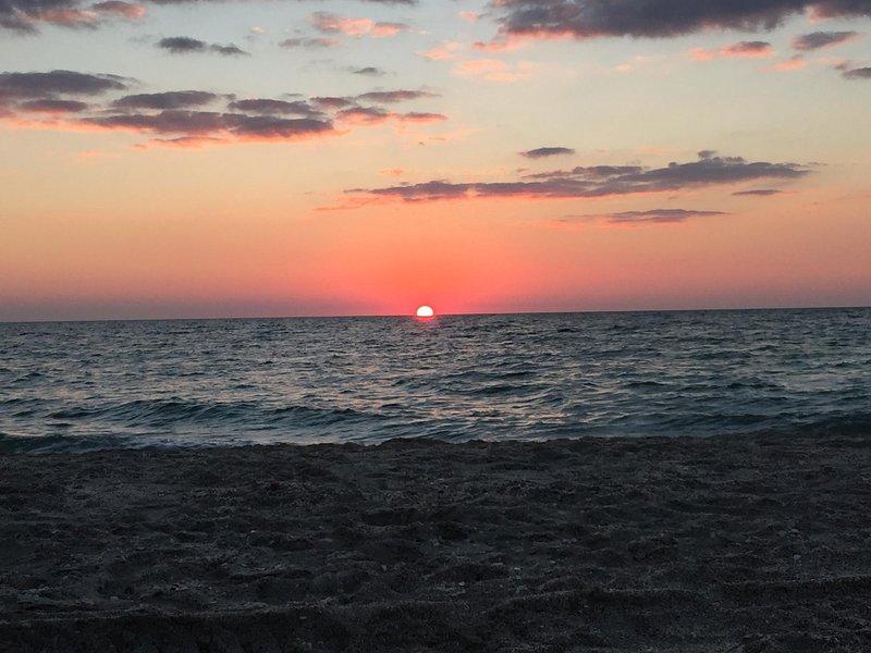 final perfeito para um dia de memória fazer em Beachcomber de Manasota Key!