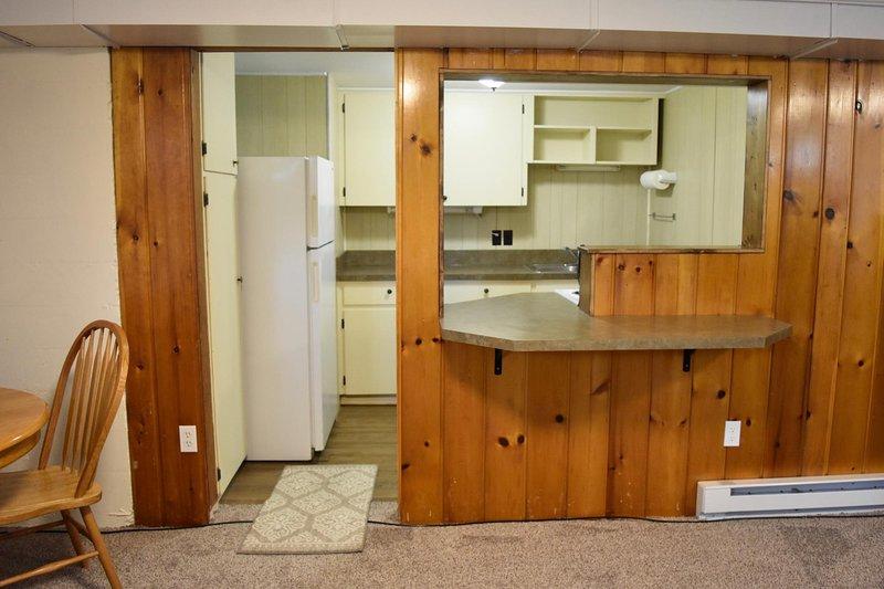 Lower cozinha nível - 2 cozinhas!