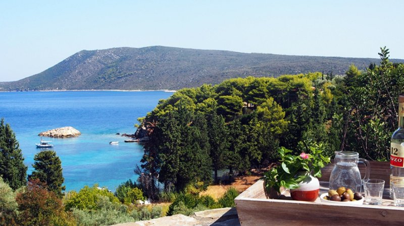 Lithea villas.3 boutique villas by the sea., aluguéis de temporada em Sporades