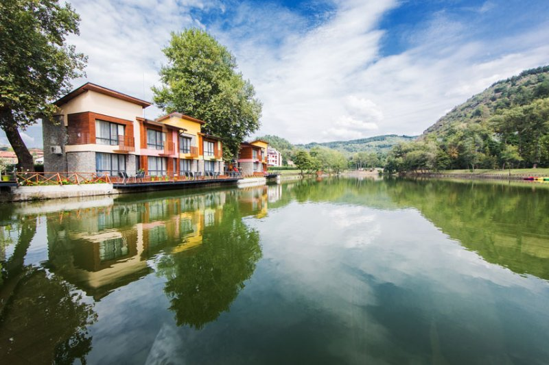 WATERSIDE HOUSES / House №1), vacation rental in Kovachevitsa