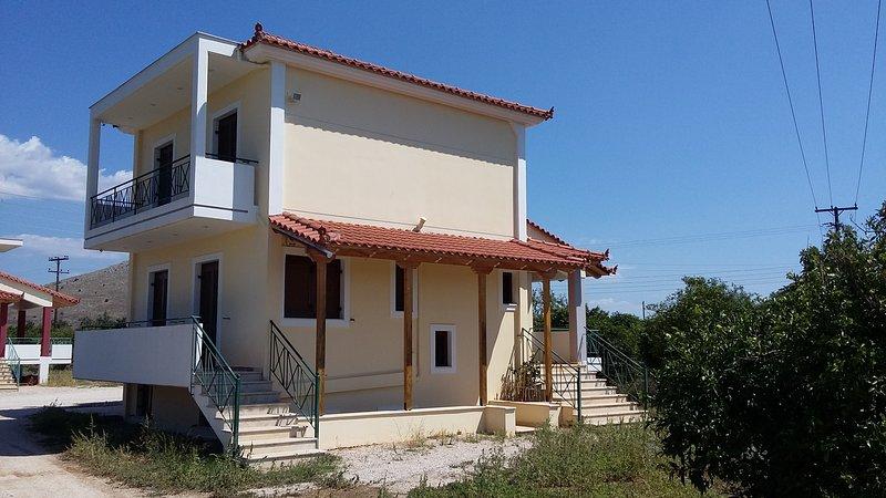 Villa Eugenia, aluguéis de temporada em Mycenae
