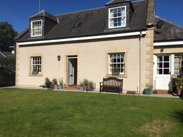 Lavender Blue Cottage, holiday rental in Borders