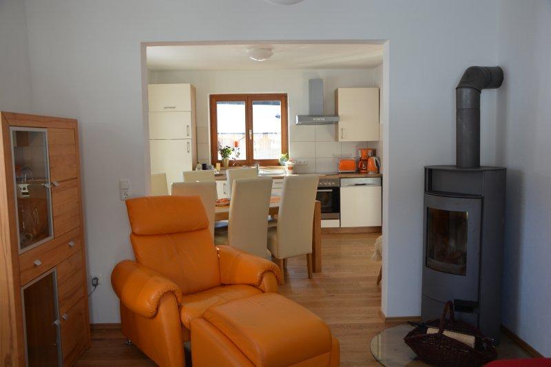 Bergwiese´n Appartement, das Ferien Paradies – semesterbostad i St. Ulrich am Pillersee