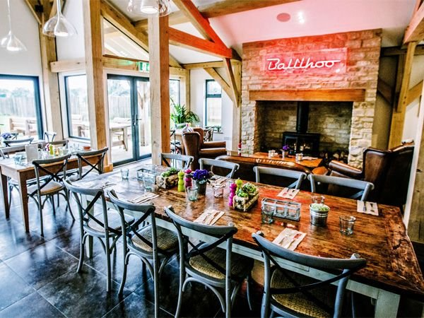 The fantastic brand new Balihoo onsite Restuarant & Club House, now fully open!